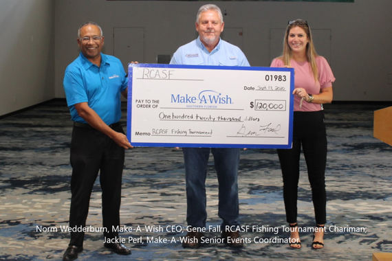 RCASF Make-A-Wish